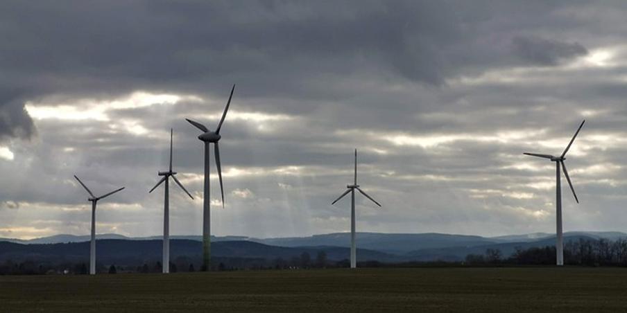 Programme court de 2e cycle en énergie éolienne